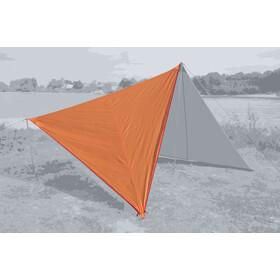 Bent Canvas Plain Lona, naranja